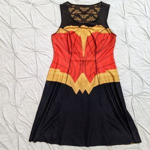 Wonder Woman reversible dress